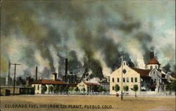 Colorado Fuel and Iron Co. Plant