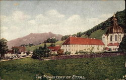 The Monastery of Ettal