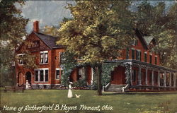Home of Rutherford B. Hayes