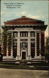 Grand Lodge of Alabama, Knights of Pythias