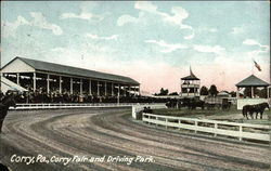 Corry Fair and Driving Park