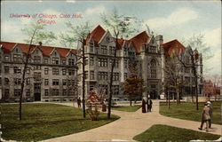 University of Chicago, Cobb Hall