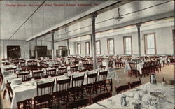 Dining Room, Keystone State Normal School