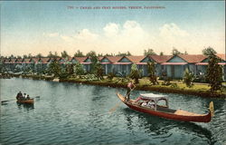 Canal and Tent Houses