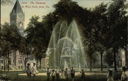 The Fountain in West Park
