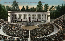 Hearst Greek Theatre, University of California at Berkeley