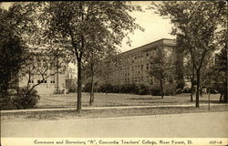 Concordia Teachers College - Commons and Dormitory A