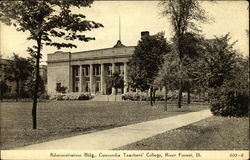 Concordia Teachers College - Administration Building