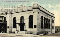 The National Bank Postcard