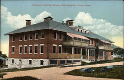 Monson State Hospital - Dispensary Building