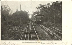 Mt. Tom Railroad