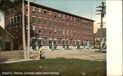 Cushman-Hollis Shoe Factory