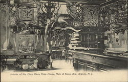 Horn Place Chop House - Interior