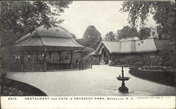 Prospect Park - Restaurant and Cafe