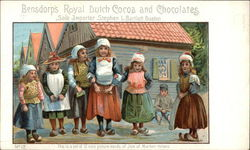 Bensdorp's Royal Dutch Cocoa and Chocolates