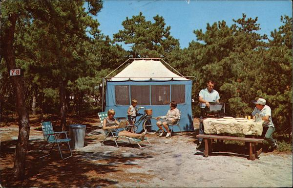 North Truro Camping Area