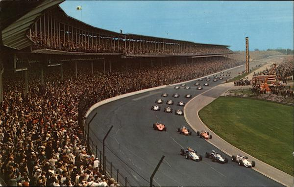 500 Mile Race Indianapolis