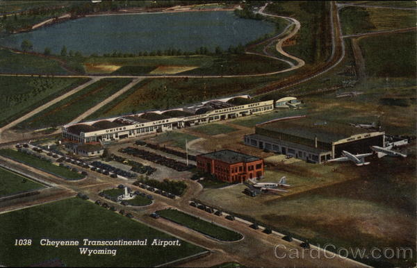 Cheyenne Transcontinental Airport Wyoming Airports