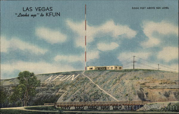 Radio Station KFUN Las Vegas Nevada