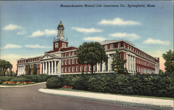 Massachusetts Mutual Life Insurance Company Springfield