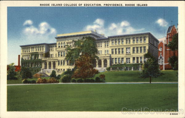Rhode Island College of Education Providence