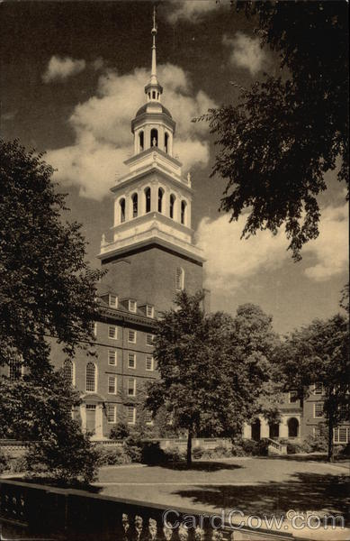 Tower Court, Lowell House, Harvard University Boston Massachusetts