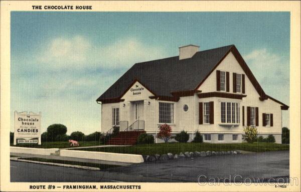 The Chocolate House,
