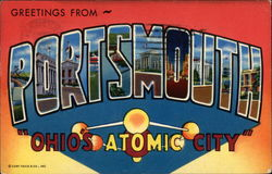 Greetings From Portsmouth, Ohio's Atomic City