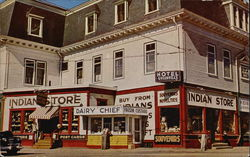 The Indian Store, Moosehead Lake
