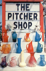 The Pitcher Shop, Cape Cod