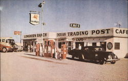 The Longhorn Ranch Indian Trading Post