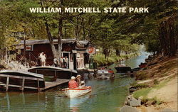 William Mitchell State Park