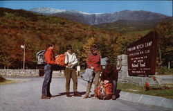 Appalachian Mountain Club, Pinkham Notch Camp