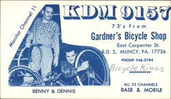 KDM 9157 - 73s from Gardner's Bicycle Shop