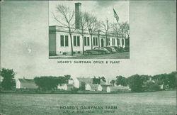 Hoard's Dairyman Office & Plant, Hoard's Dairyman Farm