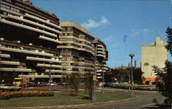 The Watergate Affair - Watergate Office Building - Howard Johnson Motel