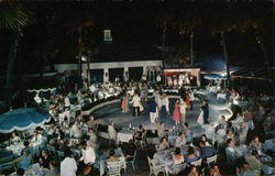 A Moonlight Dance on the Patio of the Surf Club