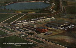 Cheyenne Transcontinental Airport