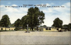 Town Court and Coffee Shop