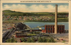 Helvetia Bituminous Coal Mine