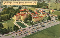 The George F. Geisinger Memorial Hospital & Clinic and The Foss Clinic