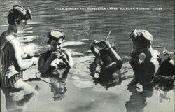 Scubadiving, Teela-Wooket, The Horseback Camps