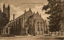 Madison Hall at Princeton University