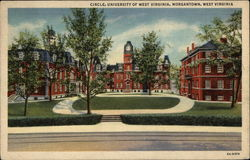 Circle, University of West Virginia