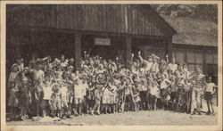 Camp Daddy Allen - Pennsylvania society for Crippled Children & Adults