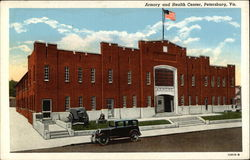 Armory and Health Center