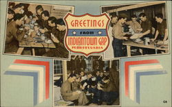 Greetings from Indiantown Gap Postcard