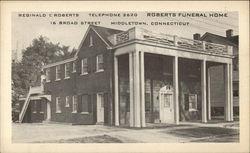 Roberts Funeral Home - 16 Broad Street