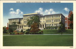 Rhode Island College of Education