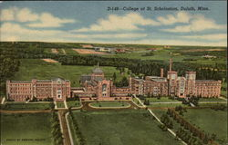 College of St. Scholastica